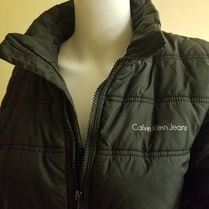 Boy's Calvin Klein Jeans puffer jacket size 14/16